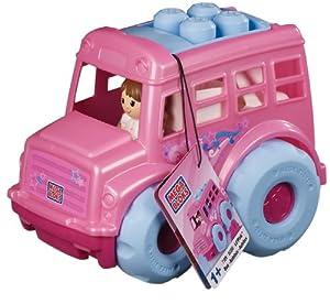 Mega Bloks Lil' Pink Bus