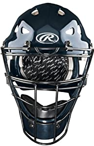 Rawlings Coolflo Youth Catchers Helmet (Navy)