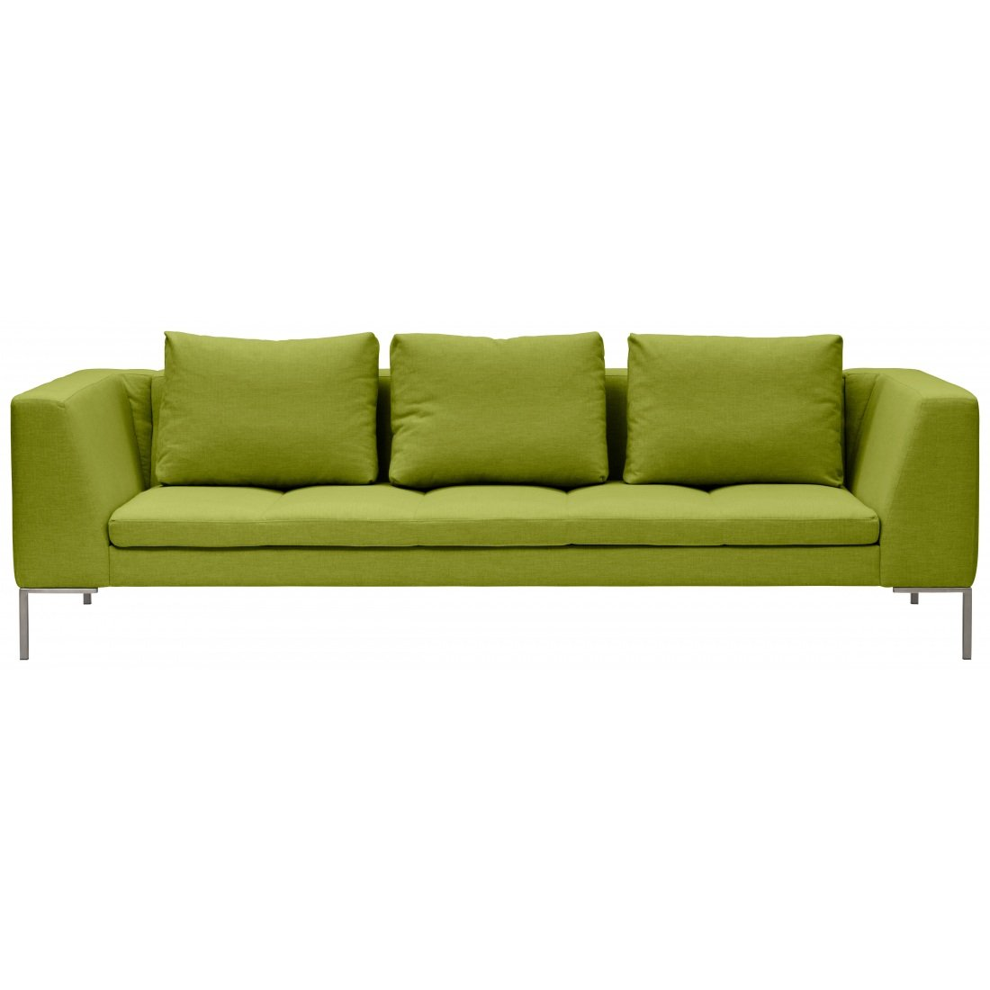 3-Sitzer Sofa Grün Designer Couch Sofa günstig online kaufen