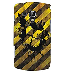PrintDhaba Windows D-5469 Back Case Cover for SAMSUNG GALAXY S DUOS 2 S7582 (Multi-Coloured)