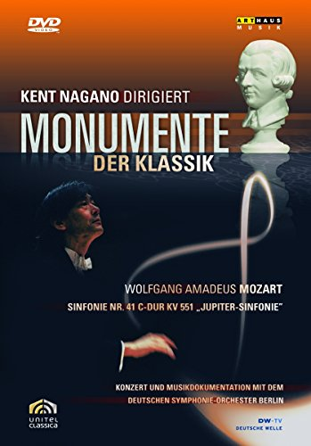 Mozart - Deutsches Sinfonieorchester Berlin - Monumente Der Klassik - Sinfonie 41 - Jupiter Sinfonie