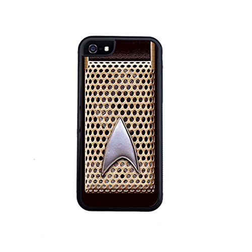 Star Trek Communicator iPhone 5 / 5s Case (Hard Silicone Rubber)