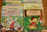 img - for Tales of Virtue (Set of 8 Books) Honesty, Courage, Love, Wisdom, Humility, Generosity, Moderation, and Perseverance book / textbook / text book