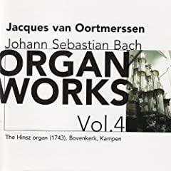 Bach: Organ Works Vol. 4