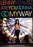 ARE YOU GONNA GO MY WAY P/V/G (feuillet)
