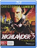 Highlander 3: The Sorcerer [Blu-ray] [Import]
