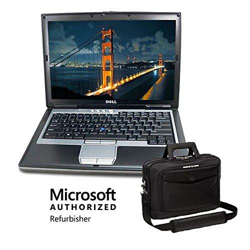 Dell Latitude D620 Laptop Intel Core Duo 1.6Ghz 2Gb Memory 60Gb Hard Drive Windows 7 Home Premium & Laptop Bag