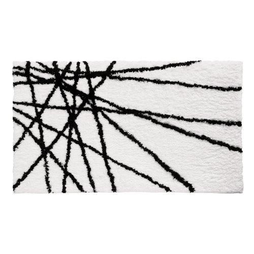 Abstract Bathroom Rug