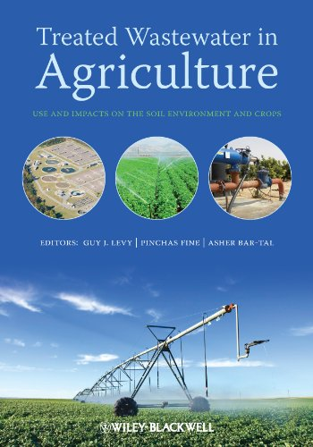 Buy agriculture and soil treatments - Treated Wastewater in Agriculture: Use and impacts on the soil environments and crops
