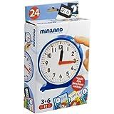 Miniland Clock and Activity Cards