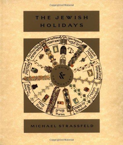 The Jewish Holidays
