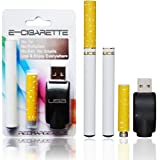 NEW for SPRING 2014 - UK Brand Premium Electronic Cigarette Starter Kit Electric Cigarette Starter Kit e Shisha kit (Natural / WHITE)