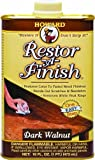 Howard RF6016 Restor-A-Finish Dark Walnut, 16-Ounce