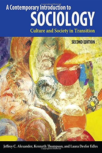 intro to contemporary society Through a diverse range of examples and situations archaeology and  contemporary society represents a conversation on the cultural.
