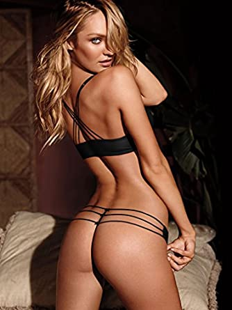 Victoria's Secret Very Sexy Strappy V-string Panty Small