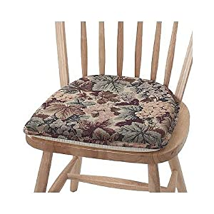 Klear Vu Gripper Vineyard Chair Pad