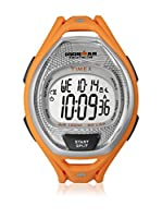 TIMEX Reloj de cuarzo Man Ironman Sleek 50-Lap Naranja 37 mm