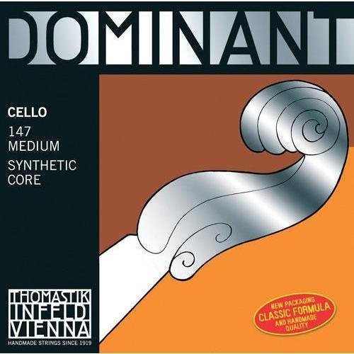 Dominant Cello D String 4/4 Size Weich