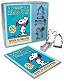 img - for Snoopy's Organic Dog Biscuit Kit: Over 25 Recipes for the Loveable Pooch on Your Doghouse by Ellen Brown (2012-11-01) book / textbook / text book