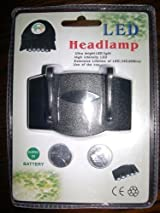 LED Headlamp - Headlight (2 Lights) - Adjustable - You get 2 of them