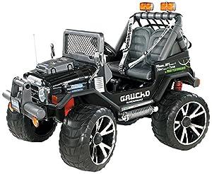 Peg Perego 24 Volt Gaucho Superpower Jeep