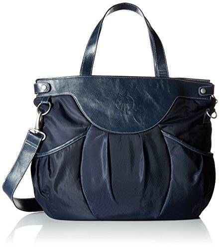 Lassig Glam City Diaper Bag ,navy
