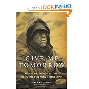 Give Me Tomorrow - Patrick K. O'Donnell