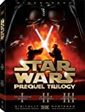 Star Wars Prequel Trilogy (Widescreen Edition)
