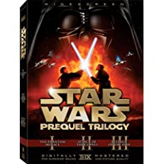 cover of Star Wars Prequel Trilogy