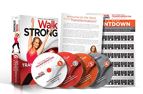 Walk Strong: 6 Week Total Transformation System