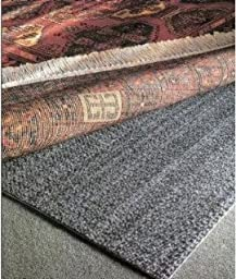 4\'x6\' Teebaud Non-Skid Reversible Rug Pad for Rugs On Carpet and Hard Floors
