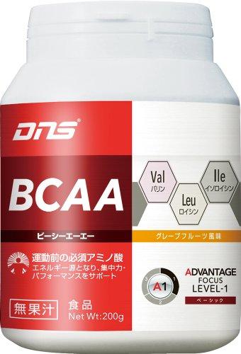 DNS BCAAパウダー グレープフルーツ風味 200g