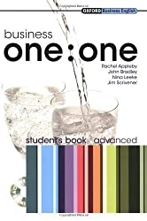 Business one:one Advanced: Student's Book and MultiROM Pack: Student's Book and Multi-CD-ROM Pap/Cdr St Edition by Appleby, Rachel, Bradley, John, Leeke, Nina, Scrivener, Jim published by OUP Oxford (2008)