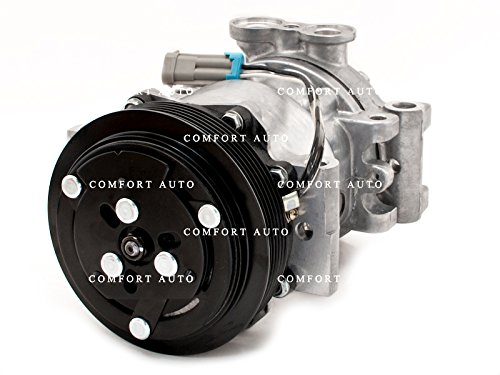 1999 1998 1997 1996 Chevrolet C1500 C2500 C3500 Silverado Suburban Cheyenne Brand New AC Compressor with Clutch 1 YR WARRANTY