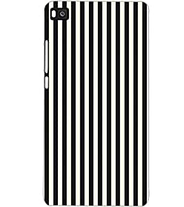 HUAWEI P8 PATTERN Back Cover by PRINTSWAG
