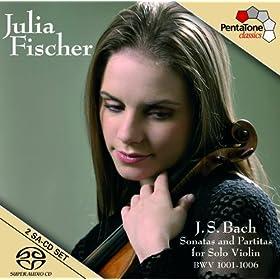 Violin Partita No. 1 in B Minor, BWV 1002: I. Allemanda