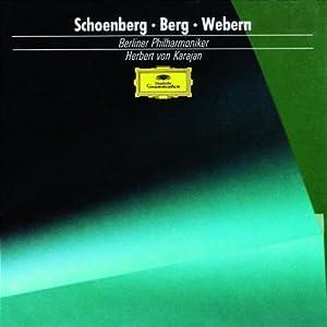 Schonberg/Berg/Webern from Deutsche Grammophon