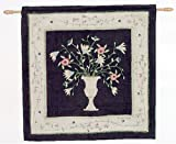 Cindy Shamp Wildflower Wall Tapestry (35 x 35 inches)