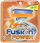 8 Generic Replacement Blades for the Gillette Fusion Power