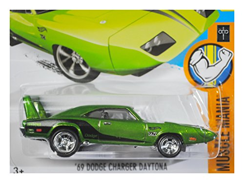 2016 hot wheels super treasure hunt muscle mania 4 10 69 dodge charger day. Black Bedroom Furniture Sets. Home Design Ideas
