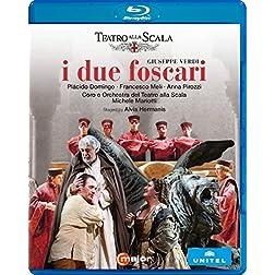Giuseppe Verdi: I due Foscari [Blu-ray]