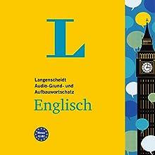 Langenscheidt Grund- und Aufbauwortschatz Englisch Hörbuch von  div. Gesprochen von:  div.