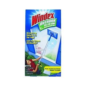 Amazon.com: Windex Cleaner Window Outdoor All In One