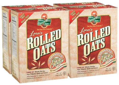 Old Fashioned Rolled Oats Nutrition