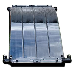 SmartPool Solar Arc Swimming Pool Solar Heating Unit - 2 x 4 Feet by Smart Pool