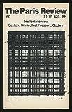 The Paris Review 60 (Volume 15, No. 60, Winter 1974)