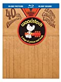 Woodstock: 3 Days of Peace & Music Director's Cut (40th Anniversary Ultimate Collector's Edition and BD-Live) [Blu-ray]