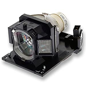 Compatible Hitachi DT01381 TV Lamp with Housing with 150 Days Warranty