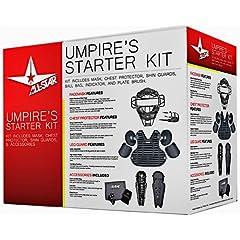 Buy All-Star Complete Baseball Softball Umpire Starter Kit by All-Star