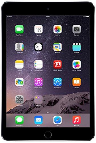 Apple iPad Mini3 WIFI 64GB SpaceGrey, MGGQ2KN_A